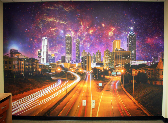 Atlanta-Wall-Mural-Stars
