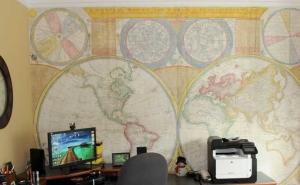 world-map-mural