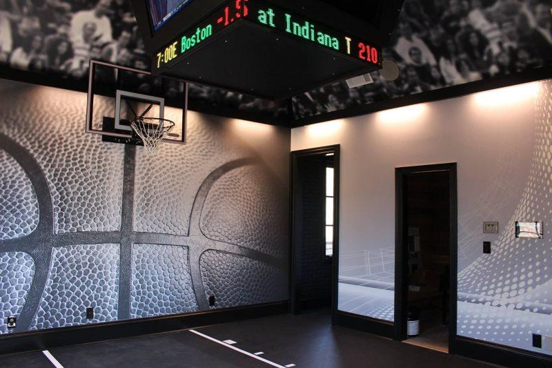 home gym wallpaper