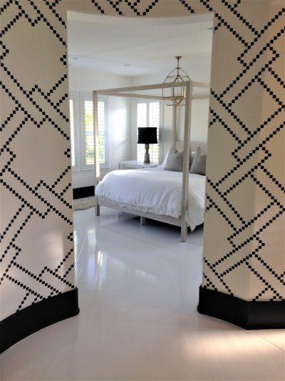 custom residential wallpaper