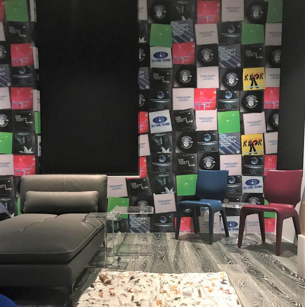 record album wallpaper