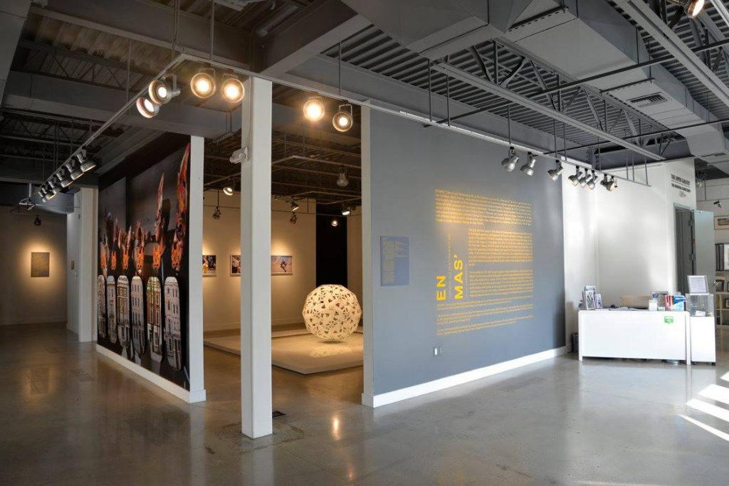 Museum Gallery Wall Decals, Museum Gallery Vinyl, Custom Photo Murals, Commercial Wall Decor, Commercial Wall Murals