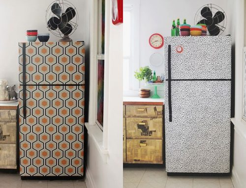 Creative Uses for Peel & Stick Wallpaper